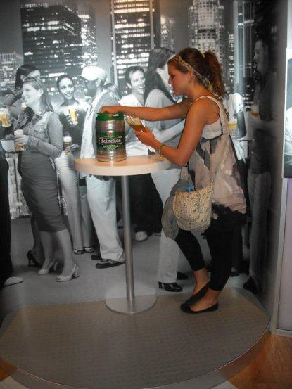 Heineken Tasting Room, Amsterdam