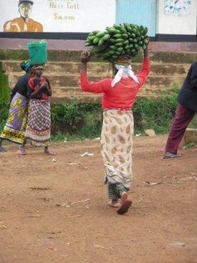 Moshi, Tanzania Market