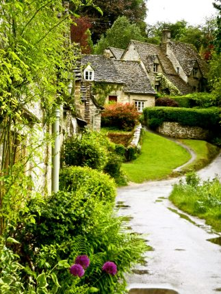 Arlington Row, Cotswolds