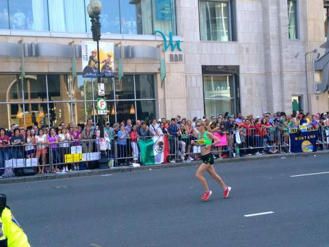 Boston Marathon Photos