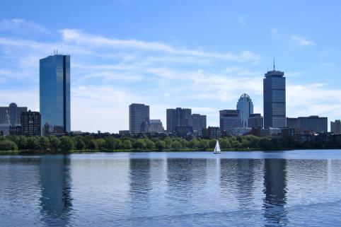 Charles River Running Path
