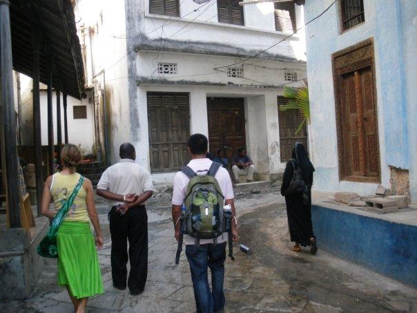 Stone Town travel, Zanzibar