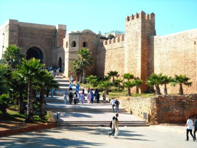 Rabat, Morocco Kasbah