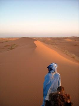 Sahara Desert, Merzouga