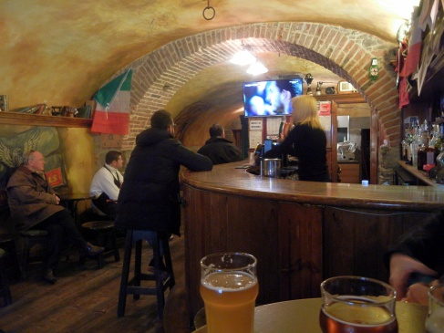 Craft Beer in Cortona, Italy