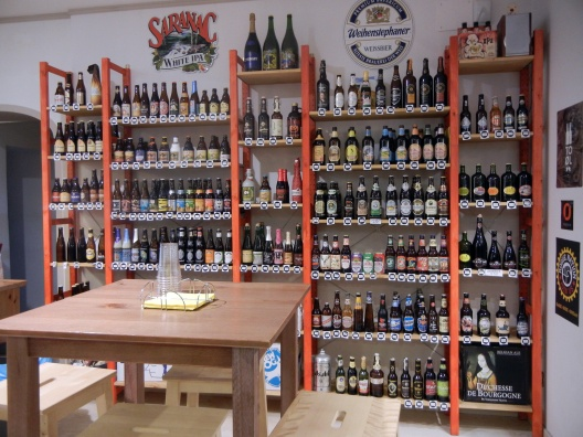 Craft Beer in Perugia, Italy