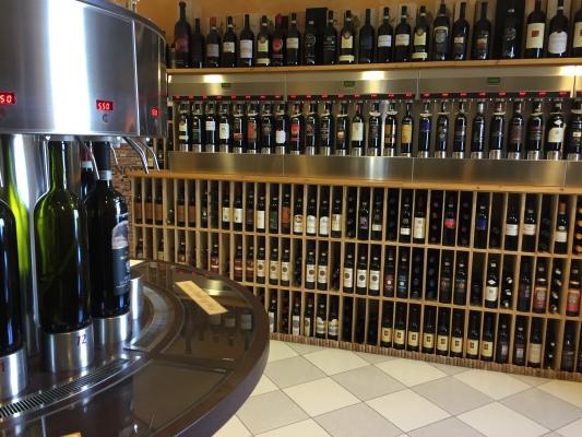 Enoteca de Piazza Wine Room, Montalcino, Italy