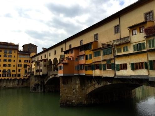 Ponte Vecchio daytime, Florence