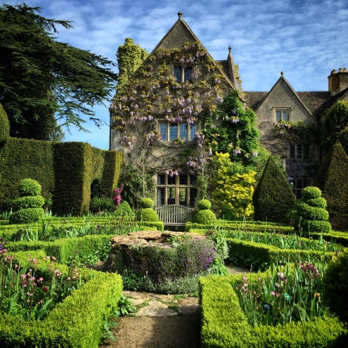 The Abbey House Gardens, Cotswolds