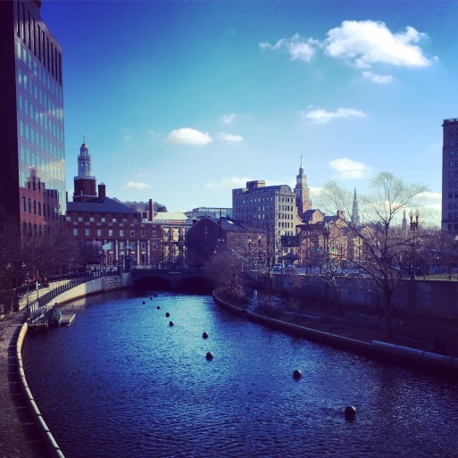 Providence River, Boston