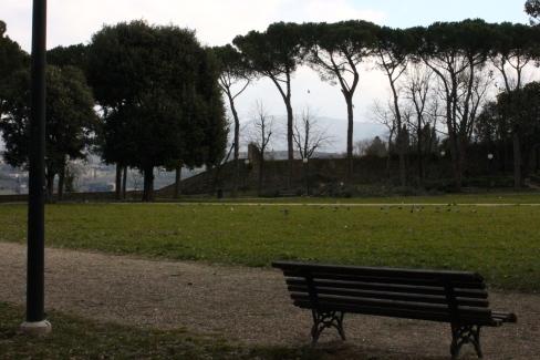 Medici Fortress, Arezzo, Italy