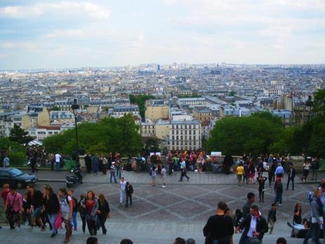 Montmartre View, Paris