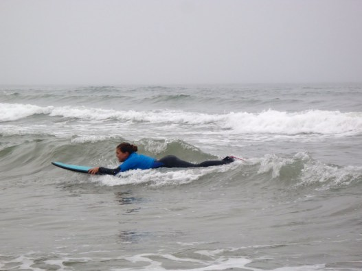 Surfing, Kinsale, Ireland